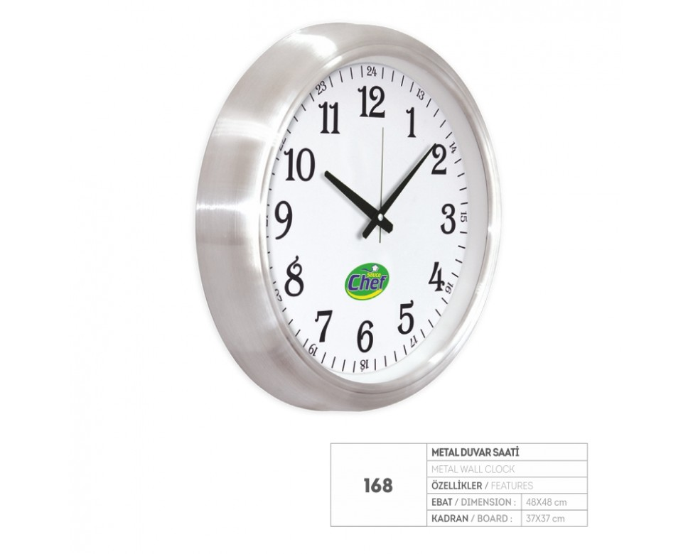 168-duvar-saati